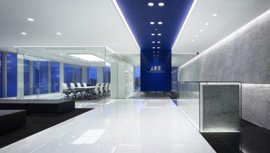 interieur kantoorruimte